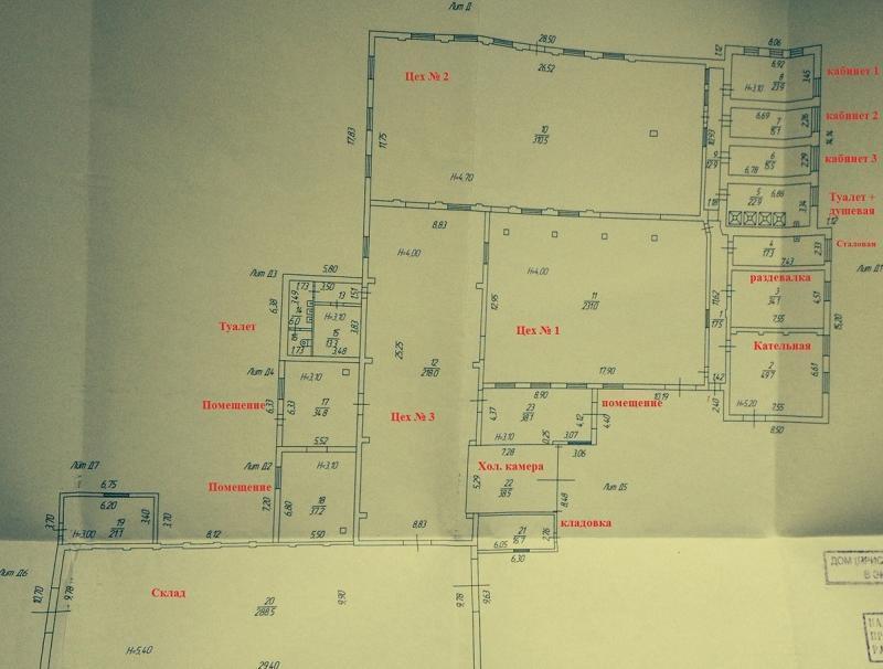 Manufacturing в аренду по адресу Россия, Московская область, Коломна, Озерский проезд, 6