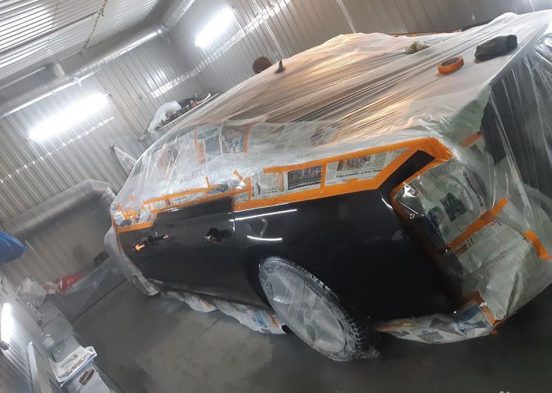 Auto Repair в аренду по адресу Россия, Московская область, Москва, Рублевское ш., 66