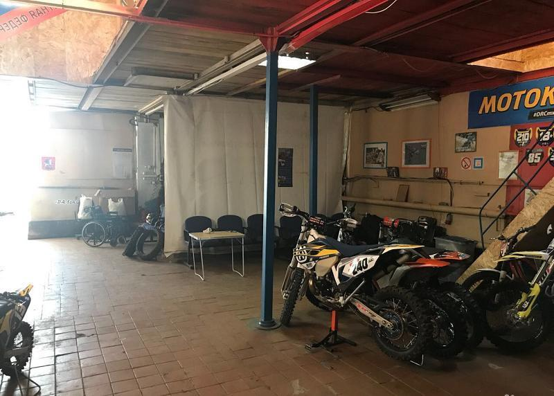 Auto Repair в аренду по адресу Россия, Московская область, Москва, 4062-й Проектируемый проезд, 6