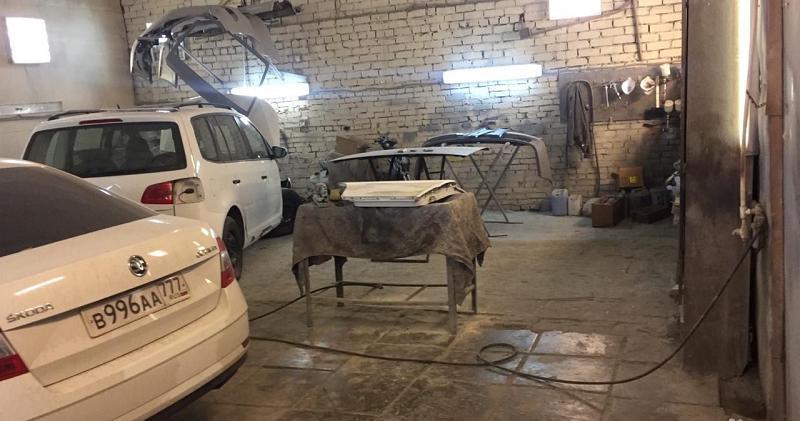 Auto Repair в аренду по адресу Россия, Московская область, Москва, Черное Озеро ул., 9