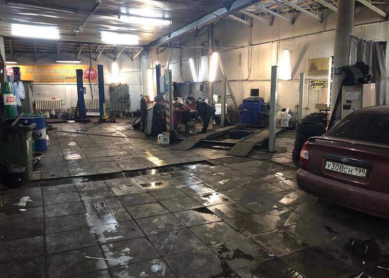 Auto Repair в аренду по адресу Россия, Московская область, Москва, Авиамоторная ул., 37бс1