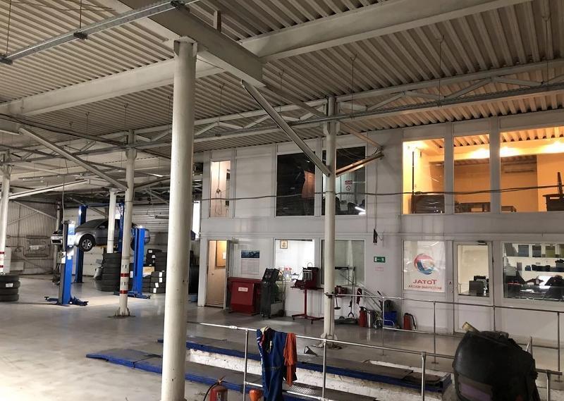 Auto Repair в аренду по адресу Россия, Московская область, Москва, Волоколамское ш., 144