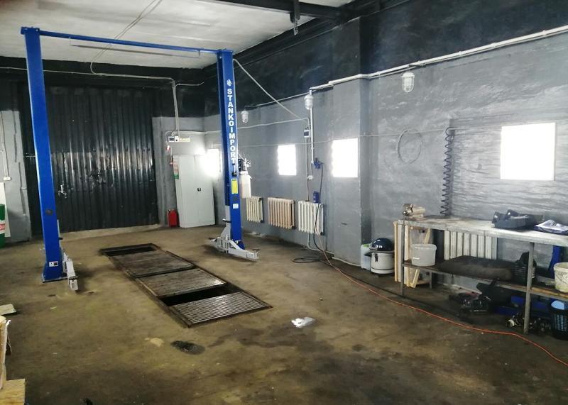 Auto Repair в аренду по адресу Россия, Московская область, Москва, Черепановых проезд, 29