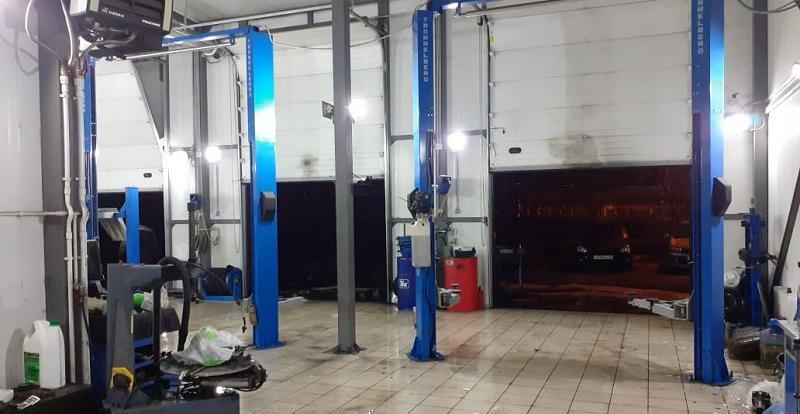 Auto Repair в аренду по адресу Россия, Московская область, Москва, Полбина ул., 29