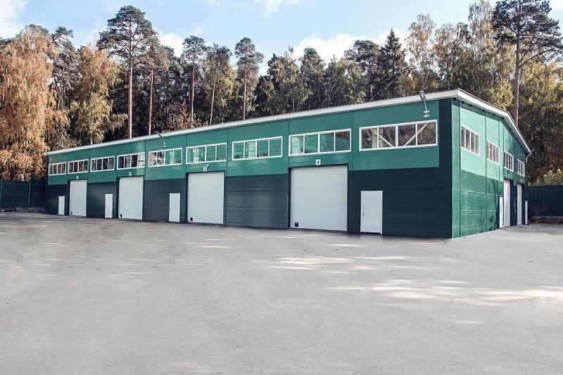 Warehouse в аренду по адресу Россия, Московская область, Жуковский, Кооперативная ул.