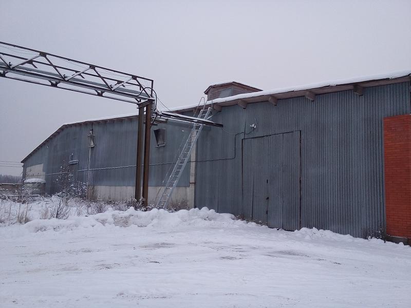 Московская область, Щелковский район, деревня Медвежьи Озера