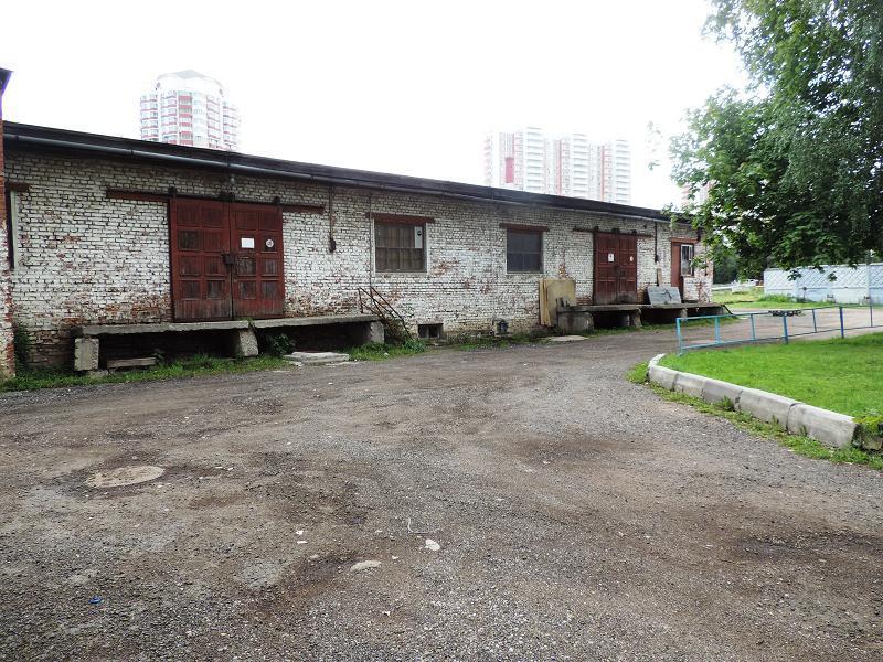 Warehouse в аренду по адресу Россия, Московская область, Москва, Большая Очаковская ул., 2