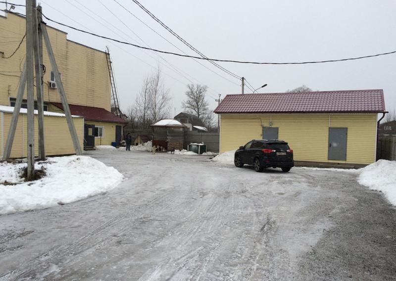 Московская область, Клинский район, деревня Ямуга
