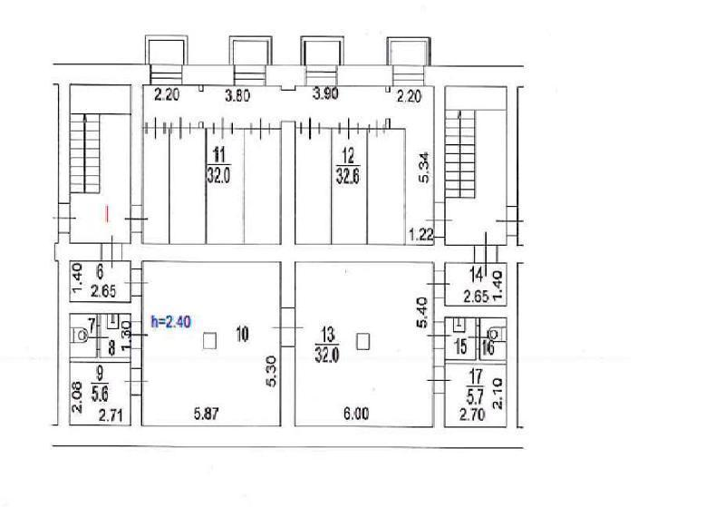 Аренда коммерческой недвижимости, 152м <sup>2</sup>, Москва, Долгова ул.,  2