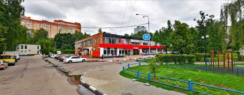 Аренда коммерческой недвижимости, 270м <sup>2</sup>, Дзержинский, Лермонтова ул.,  42