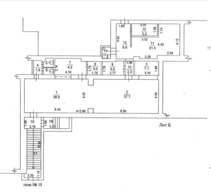 Аренда коммерческой недвижимости, 160м <sup>2</sup>, Щелково, 1-й Советский пер.,  2