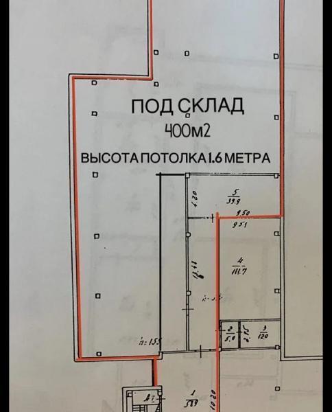 Аренда коммерческой недвижимости, 550м <sup>2</sup>, Москва, Осташковская ул.,  22