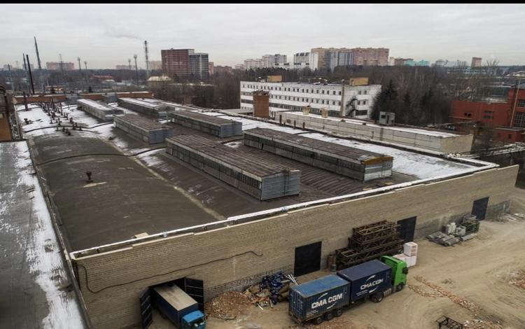 Аренда коммерческой недвижимости, 1512м <sup>2</sup>, Химки, Некрасова ул.