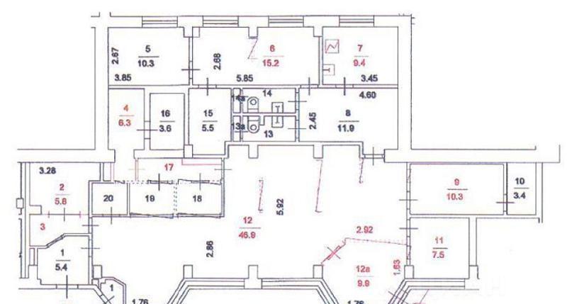 Аренда коммерческой недвижимости, 174м <sup>2</sup>, Зеленоград