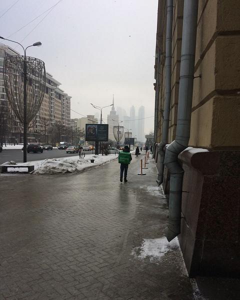 Аренда коммерческой недвижимости, 65м <sup>2</sup>, Москва, Новый Арбат ул.