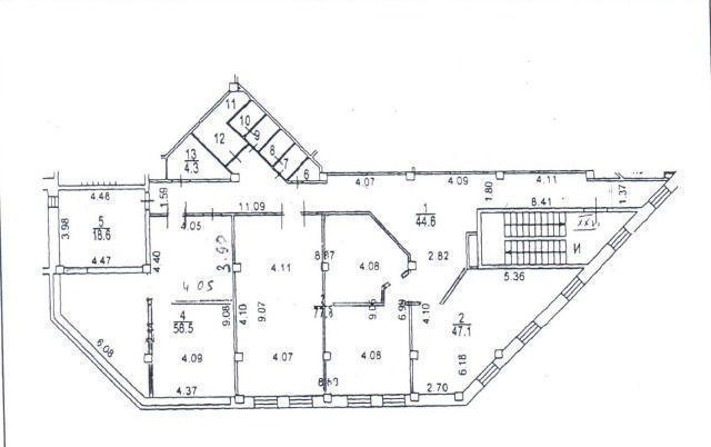 Аренда коммерческой недвижимости, 295м <sup>2</sup>, Москва, Ярославское ш.,  124