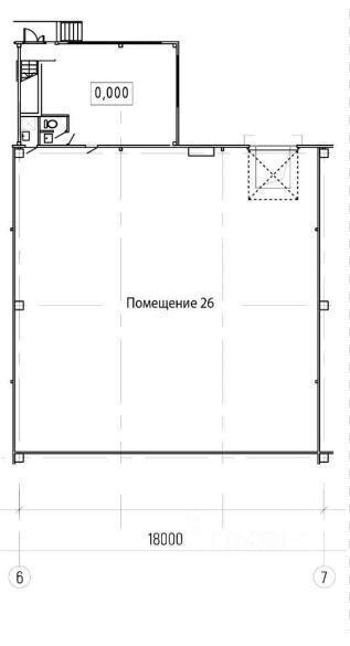 Аренда коммерческой недвижимости, 430м <sup>2</sup>, Сынково