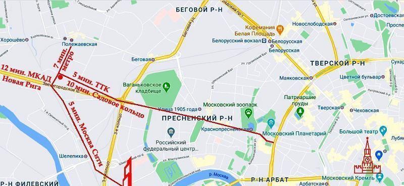 Аренда коммерческой недвижимости, 100м <sup>2</sup>, Москва, 4-я Магистральная ул.,  17