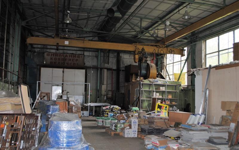 Manufacturing на продажу по адресу Россия, Московская область, Щелковский район, Щелково, Фряновское ш.