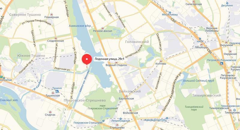 Продажа коммерческой недвижимости, 100м <sup>2</sup>, Москва, Лодочная ул.,  29с1