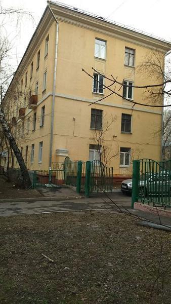 Продажа коммерческой недвижимости, 130м <sup>2</sup>, Москва, 1-й Хорошевский проезд,  14к3