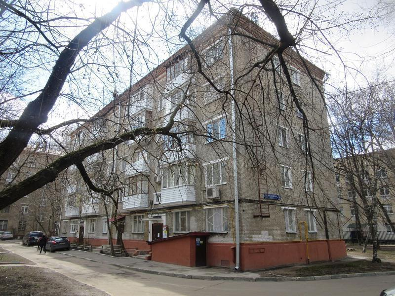 Продажа коммерческой недвижимости, 123м <sup>2</sup>, Москва, Старый Зыковский проезд,  6к2