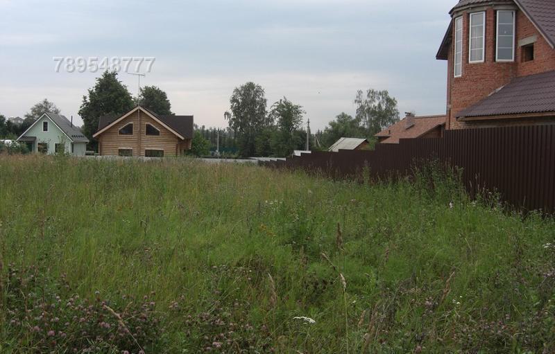 Московская область, Истринский район, деревня Захарово